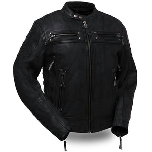Men's Warrior King Jkt Black