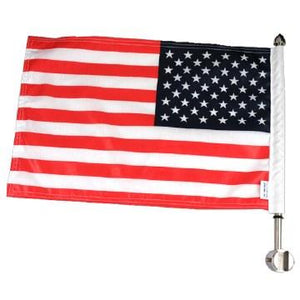 Sissybar Square Mount w/Flag