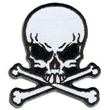 Reflective Skull Patch