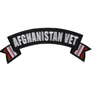 Afghanistan Vet Patch