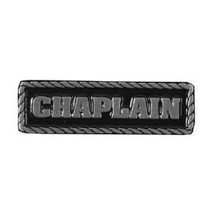 Pewter Pins Chaplain