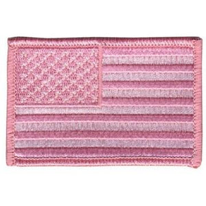 American Flag Pink