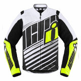 Men's Overlord Jacket Hi-Vis