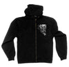 Men's Zip Hoodie Hunter Blk