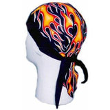 Hot Rod Flames Headwrap
