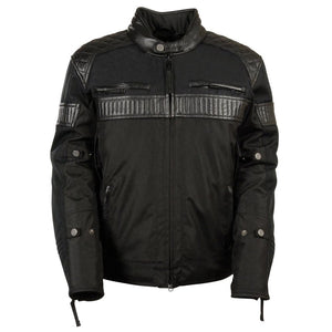 Men's Textile Scooter Jacket