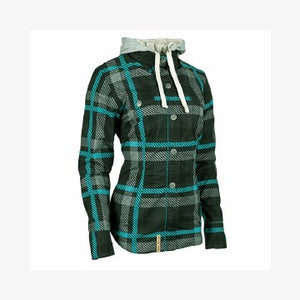 TrueRomance Armored Shirt Teal