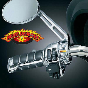 Heat Demons Grip Warmer Chrome
