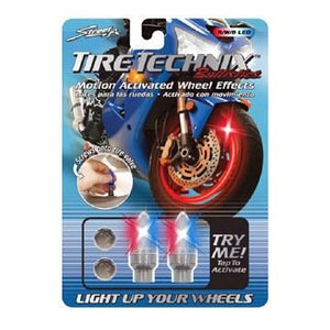 Tire Technix Red/White/Blue