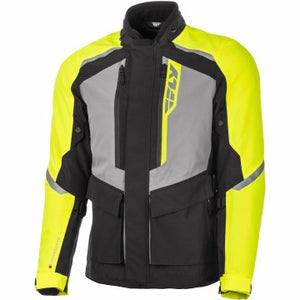 Men's Terra Trek Jkt Hi-Vis