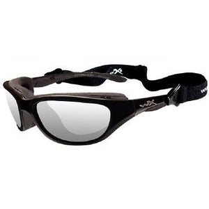 Airage Clear Lens Black Frames