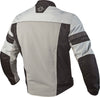 Men's Rush Air Mesh Jkt Silver