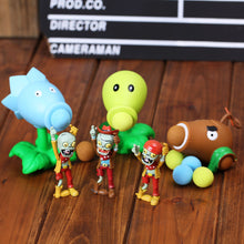Load image into Gallery viewer, Zombies Peashooter Figures Game