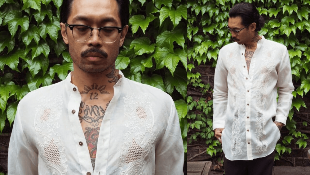 THE RICH AND INTERESTING HISTORY OF THE BARONG TAGALOG