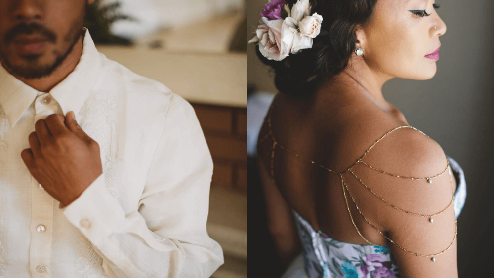 THE MODERN FILIPINIANA WEDDING, VINTA STYLE