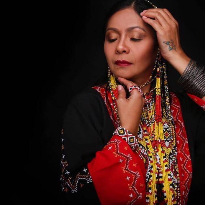 Voices from the Field - Bayang Barrios Singer