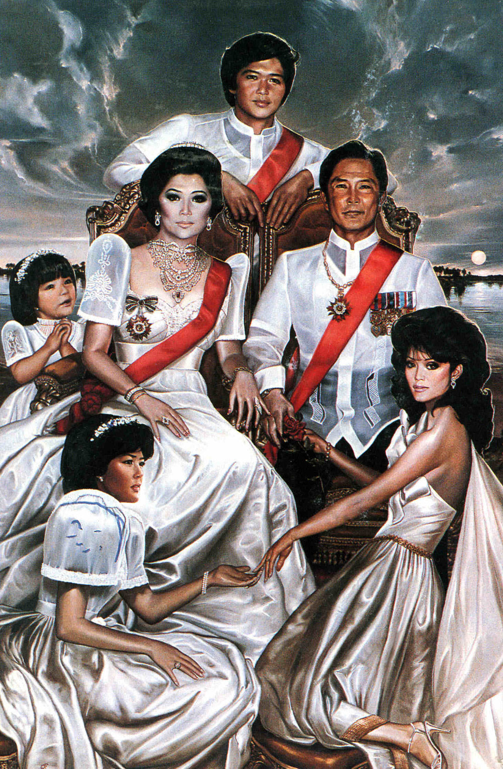 The Marcos Dynasty - Vinta Gallery