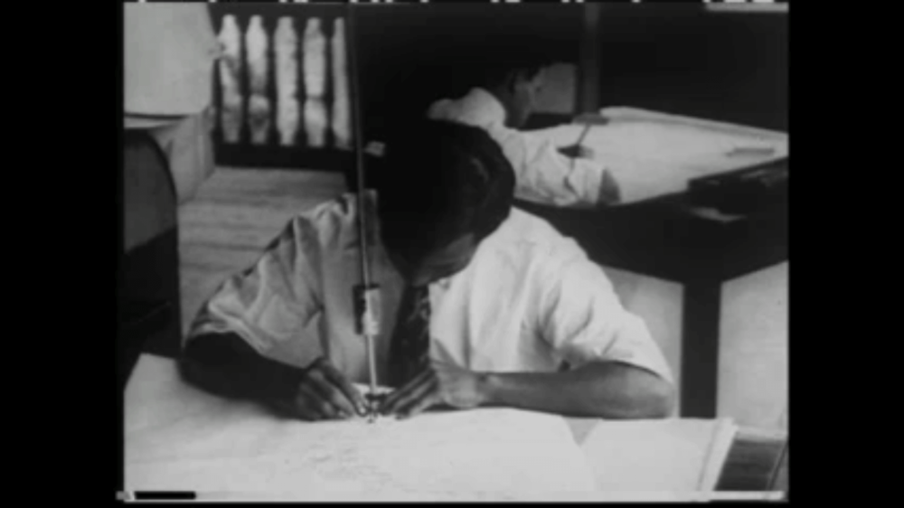 VINTA History of the Barong - Stills from silent film Luzon Lingerie