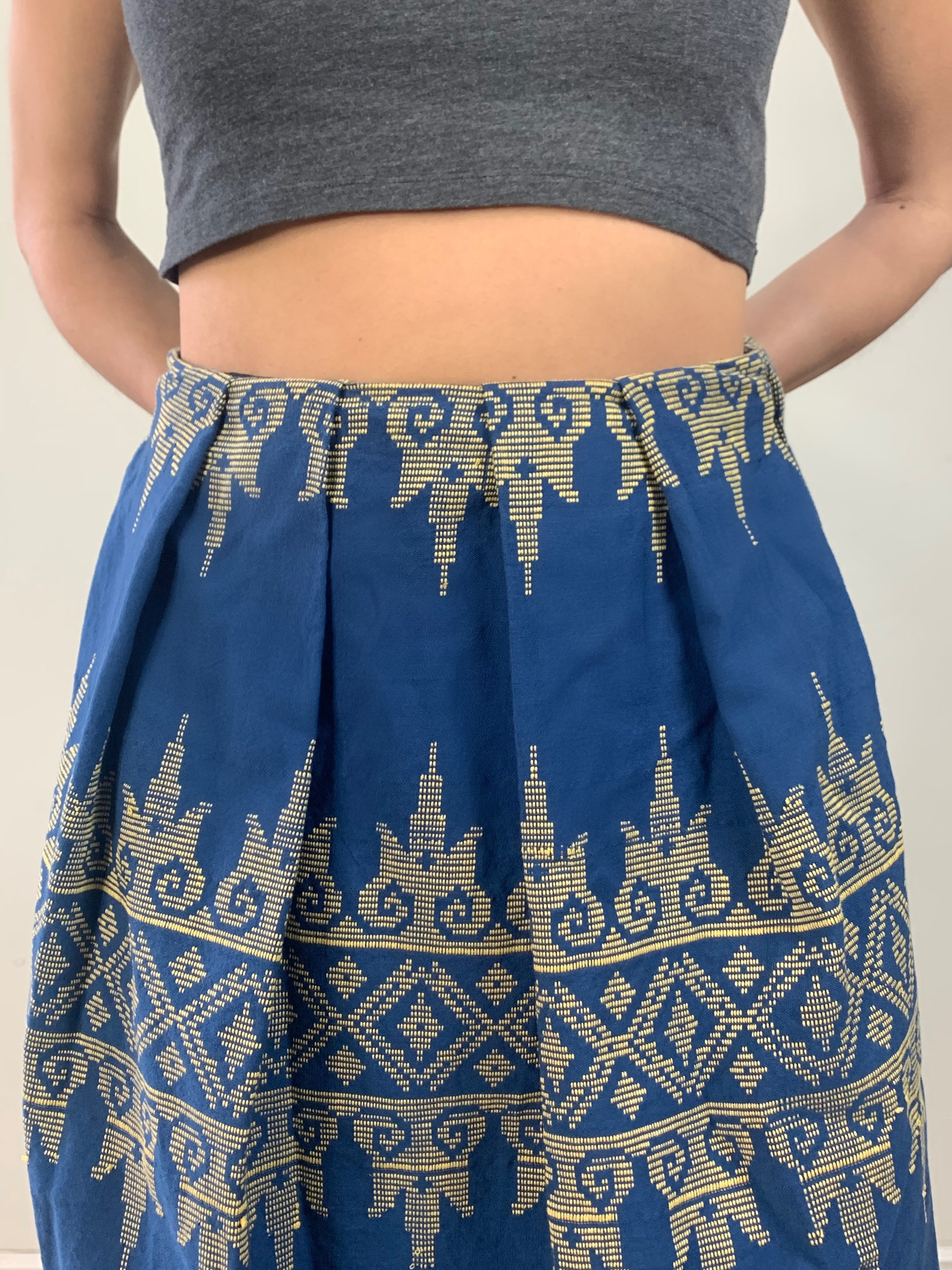 Unisex Malong Skirt