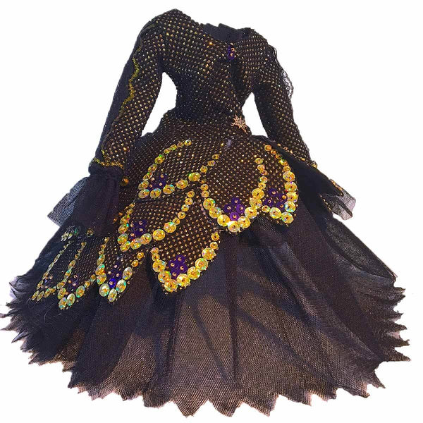 Odile's Black Swan Dress