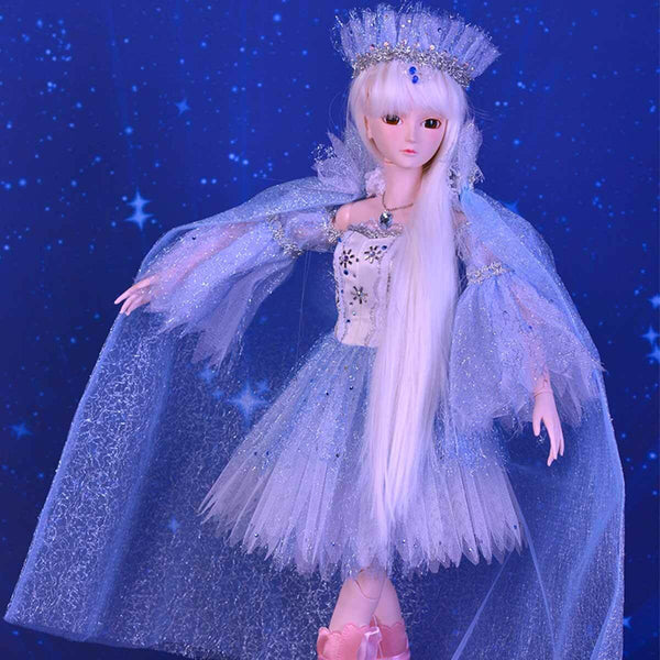 Snow Queen Doll