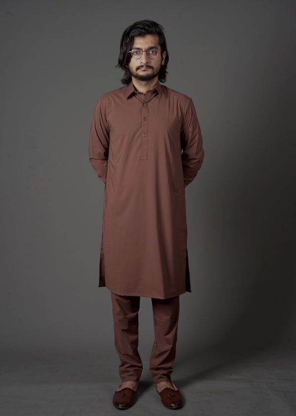 Caramel Brown - Peshawar (Men) - Manto