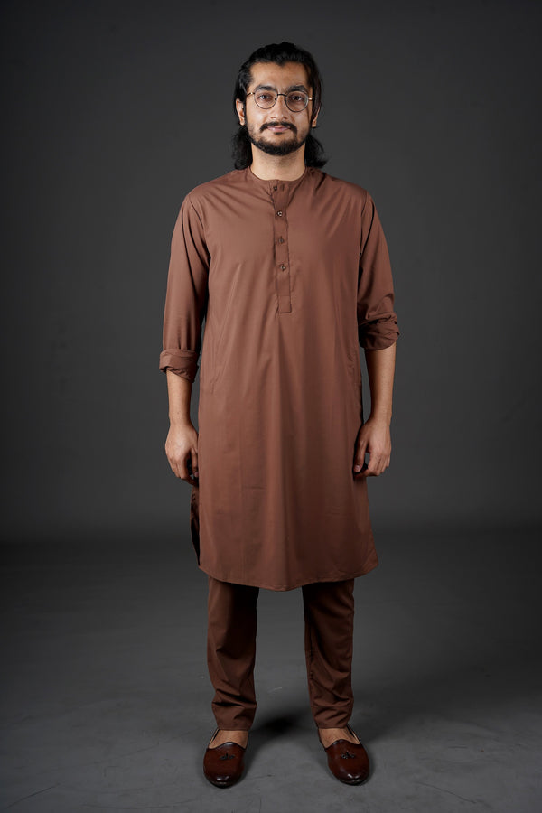 Caramel Brown - Lucknow (Men) - Manto