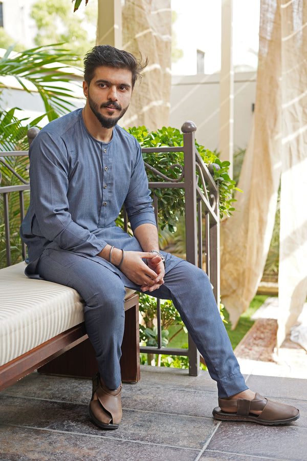 Denim Blue Lucknow (Men)