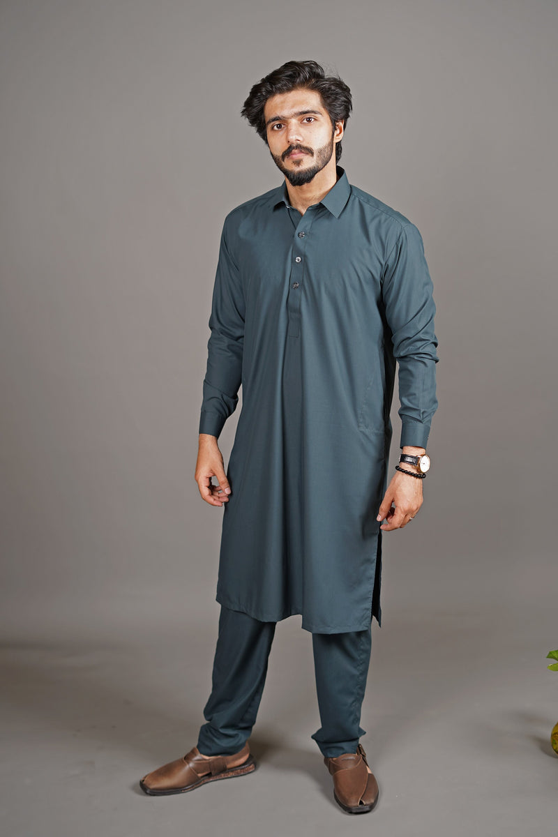 Emerald Green - Peshawar (Men) - Manto