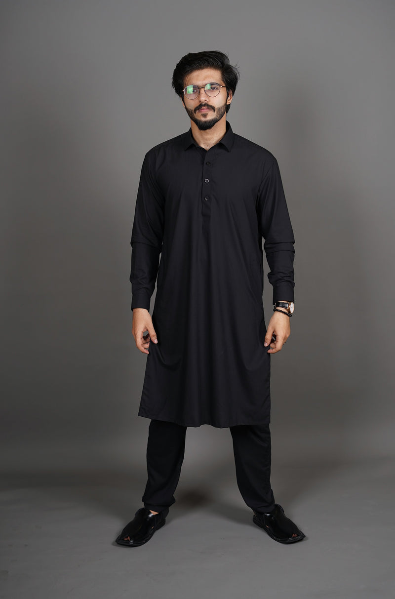 Jet Black - Peshawar (Men)