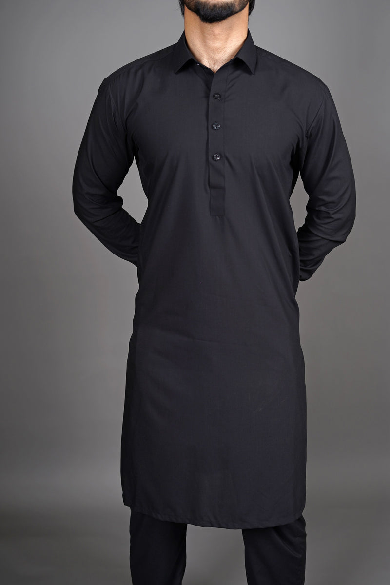 Jet Black - Peshawar (Men) - Manto