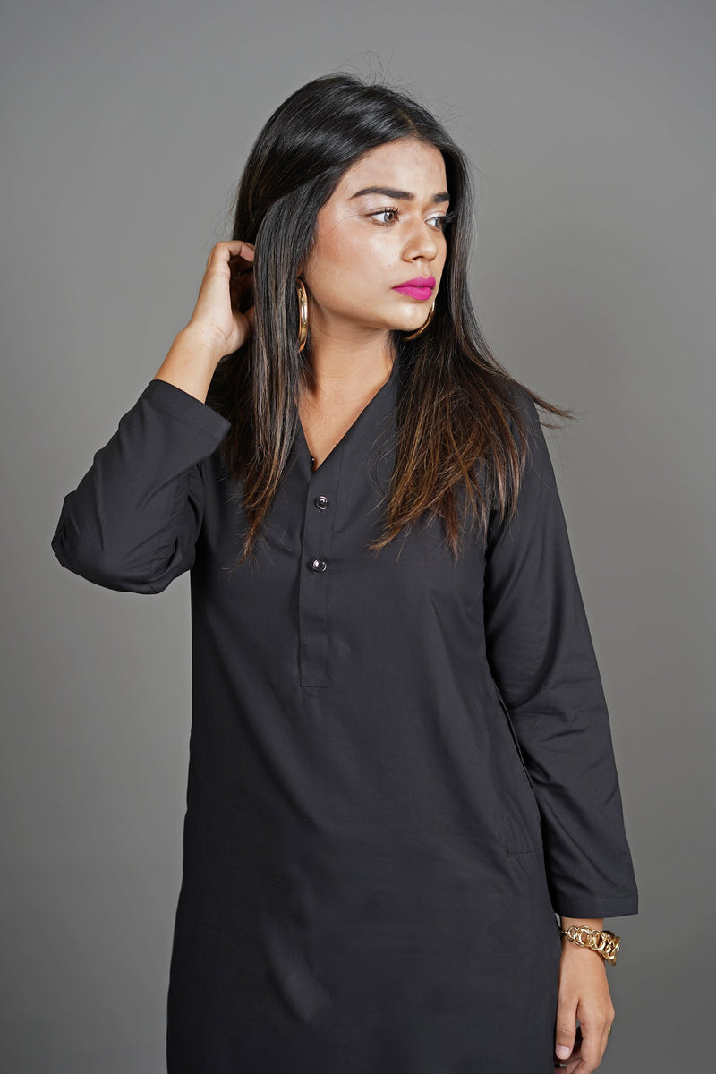 Jet Black - Lucknow (Women) - Manto