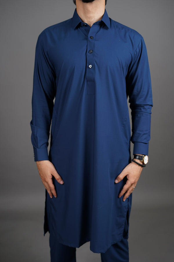 Midnight Blue - Peshawar (Men) - Manto
