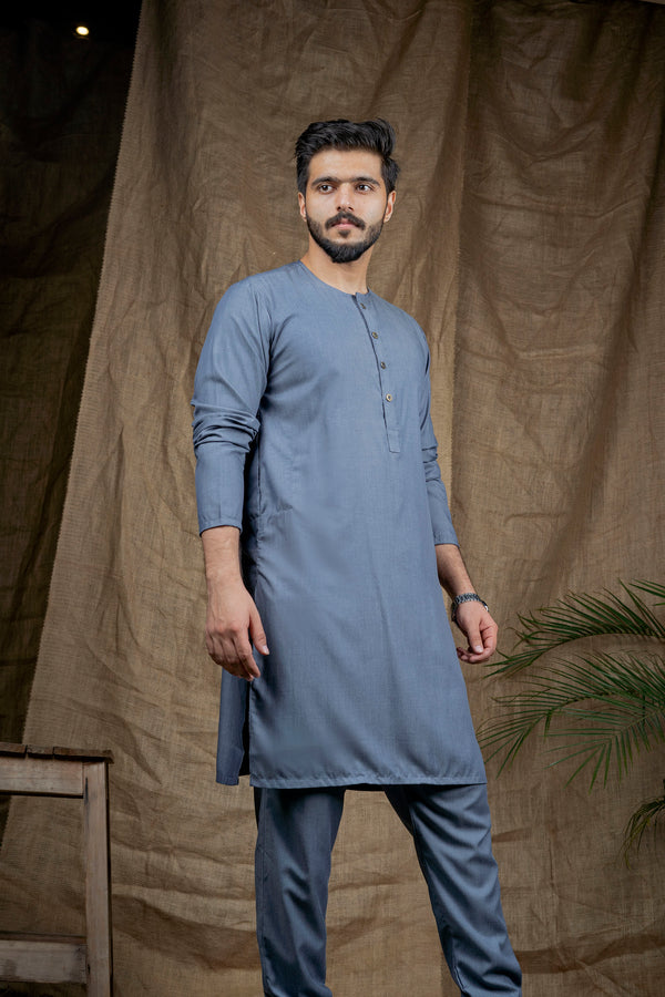 Ash Grey Lucknow (Men)