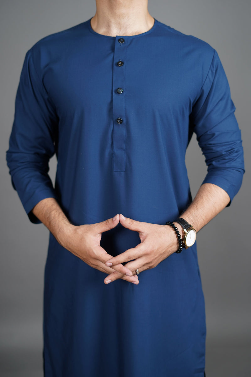 Midnight Blue - Lucknow (Men) - Manto