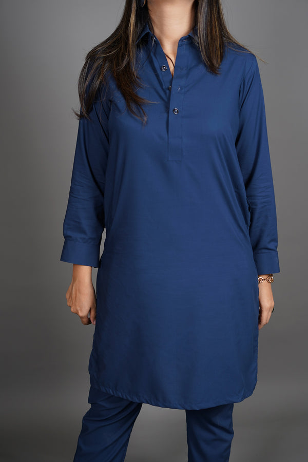 Midnight Blue - Peshawar (Women) - Manto