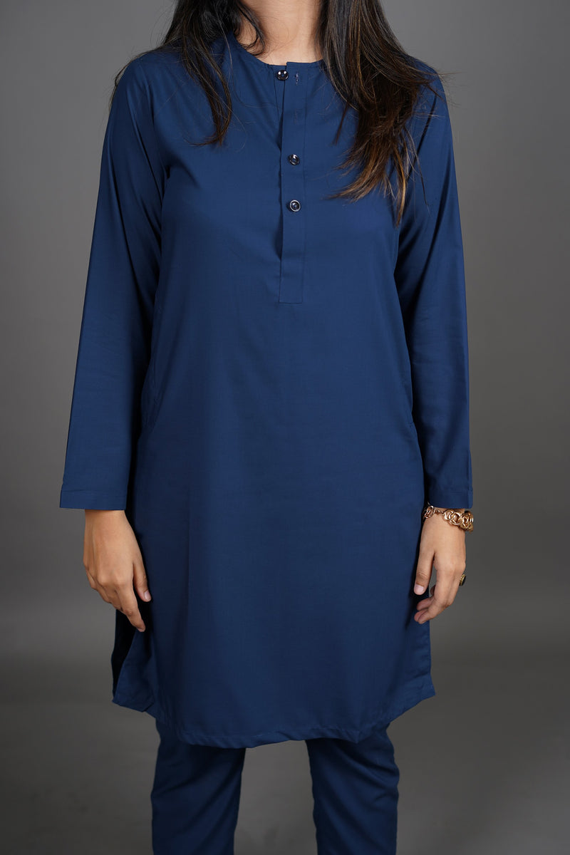 Royal Blue - Lucknow (Women)