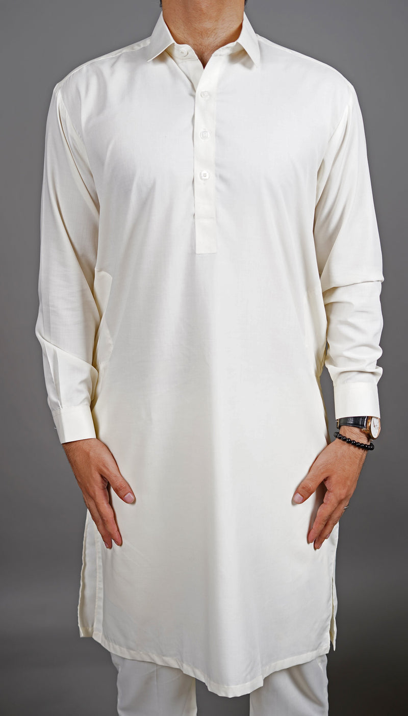 Boski White - Peshawar (Men)