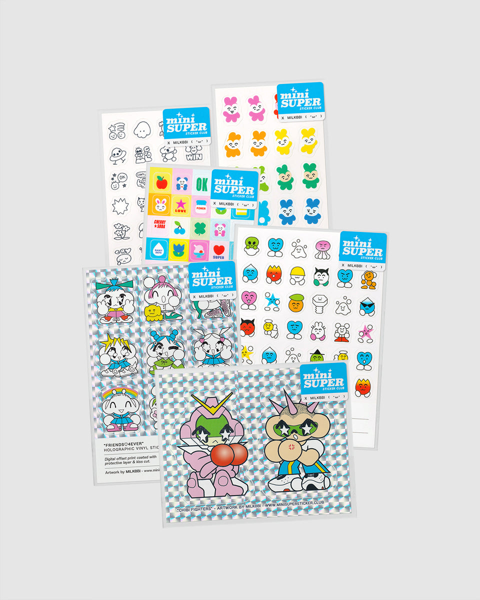 MILKBBI BUNDLE