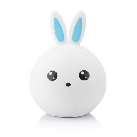 USB Rechargeable Bunny Night Light