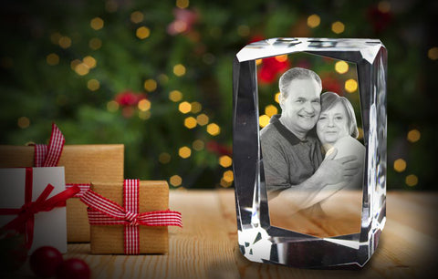 Customized Crystal Glass Gifts