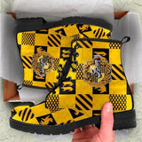 Harry Potter Hufflepuff Boot, Hufflepuff Shoes, Harry Potter Gifts-Moon & Back