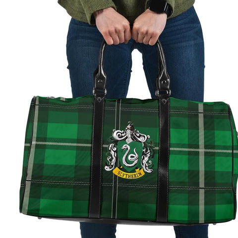 Harry Potter Series Slytherin Travel Bag, Slytherin Gifts-Moon & Back