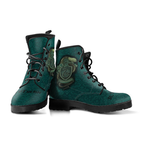 Harry Potter Slytherin Boot, Slytherin Shoes, Harry Potter Gifts-Moon & Back