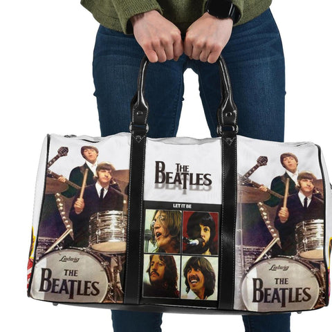 The Beatles Travel Bag, Music Lovers Gift-Moon & Back