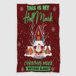 This Is My Hallmark Christmas Movie Watching Blanket-Moon & Back