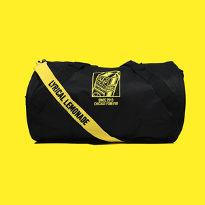 The Casual Duffle Bag (Black)