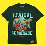 The Lemon Man Tee No. 2 (Forest Green)