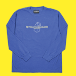 The Soap Longsleeve Tee (Flo Blue)