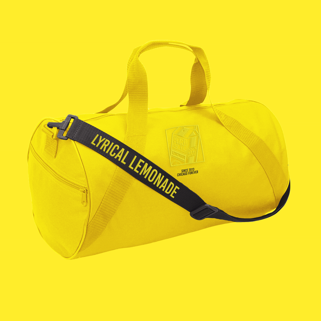 The Casual Duffle Bag (Canary Yellow)